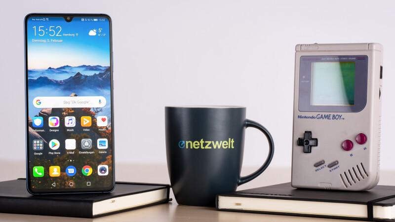 Huawei Mate 20 X im Test: Gameboy auf Chinesisch