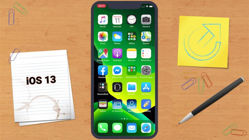iOS 13 steht bevor: So macht ihr euer iPhone fit für das Update