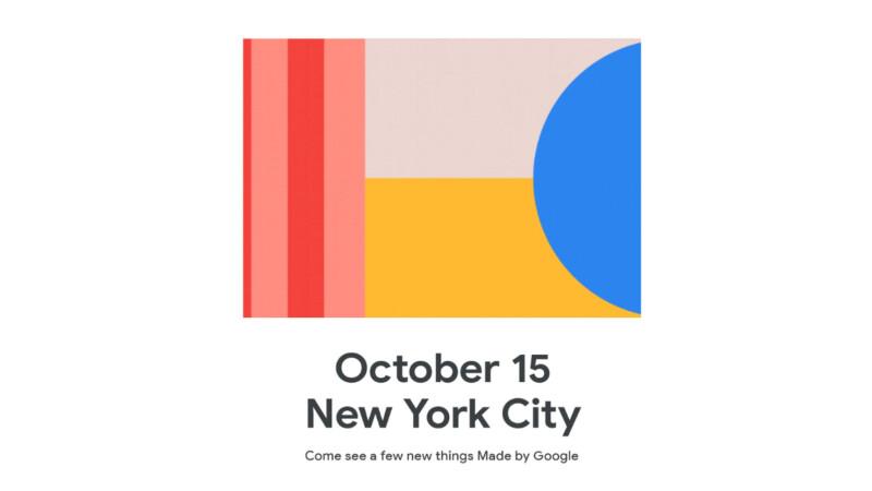 Google Pixel 4: Launch im Live-Stream und Ticker verfolgen
