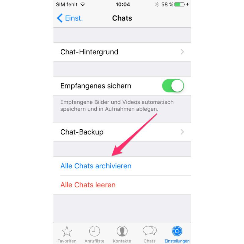 gelöschte nachrichten in whatsapp wiederherstellen