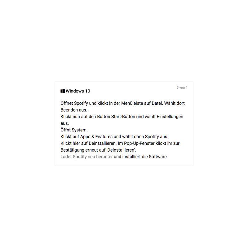 Spotify: So könnt ihr Probleme beheben - NETZWELT