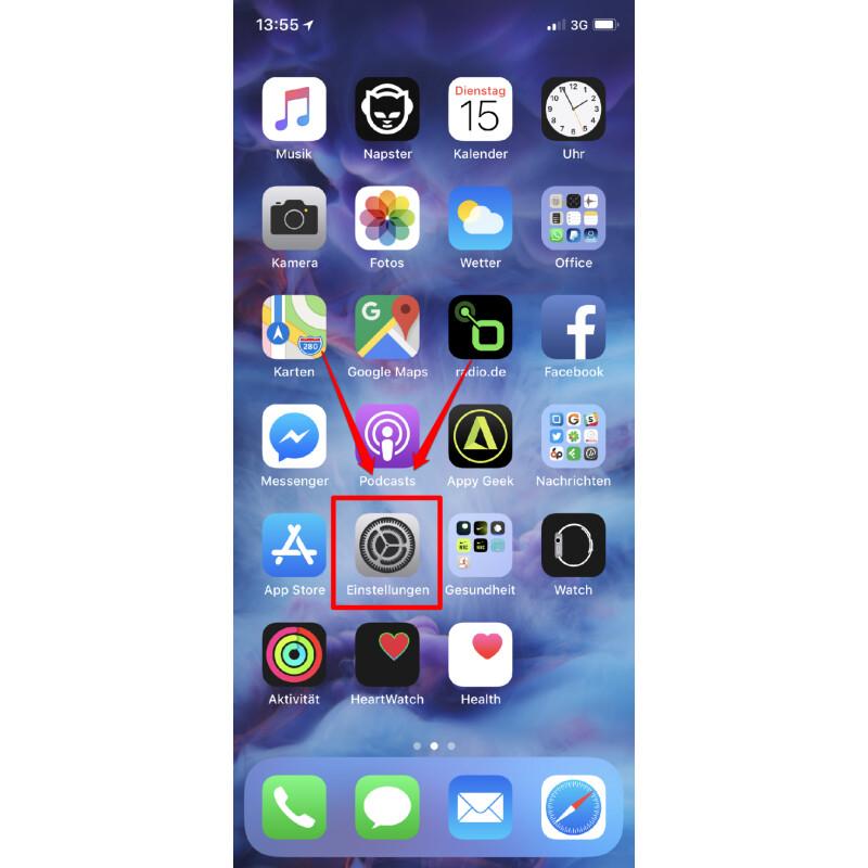 iphone 6 jailbreak orten