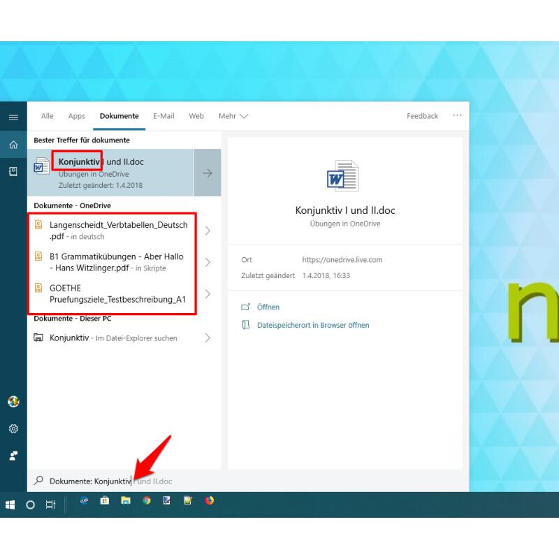 Windows 10: So findet ihr jede Datei mit der Windows-Suche - Seite 2