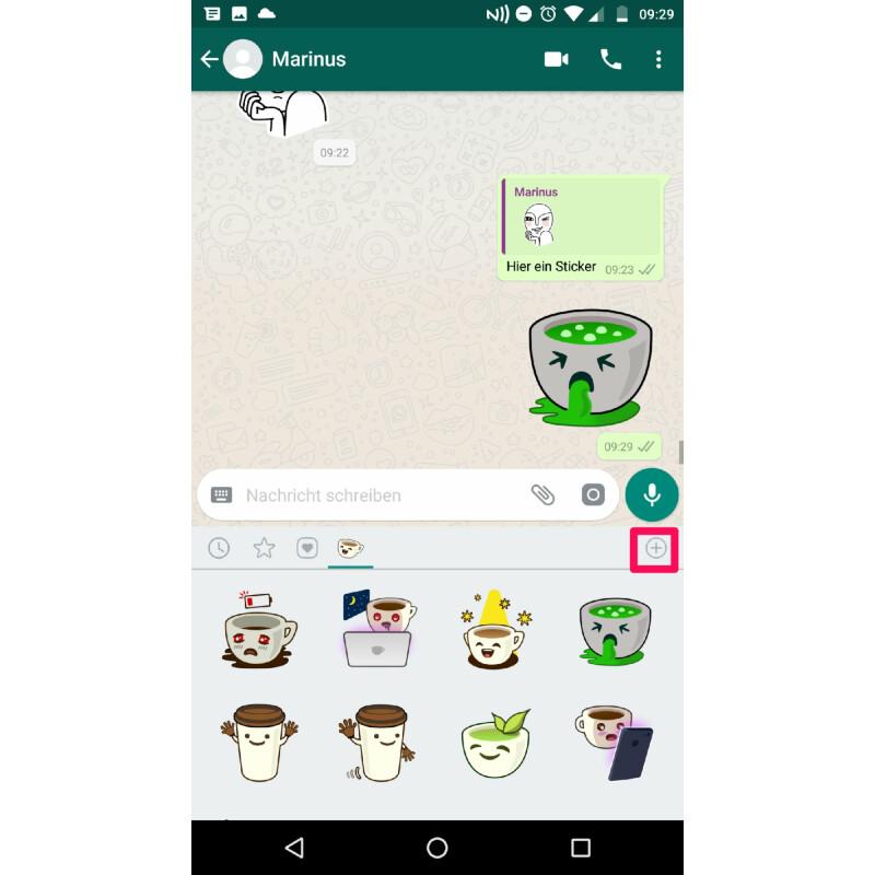 Whatsapp Sticker Selber Machen So Gehts Netzwelt