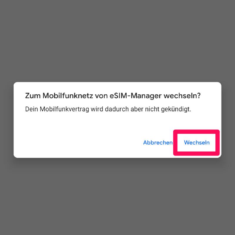 Android: So richtet ihr auf eurem Smartphone eine eSIM ein - NETZWELT