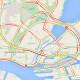 Google Maps Verkehrslage: Stauinfo online und per App anzeigen