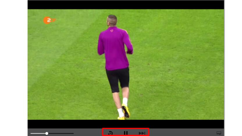 Champions League-Spiele in der ZDFmediathek verfolgen - NETZWELT