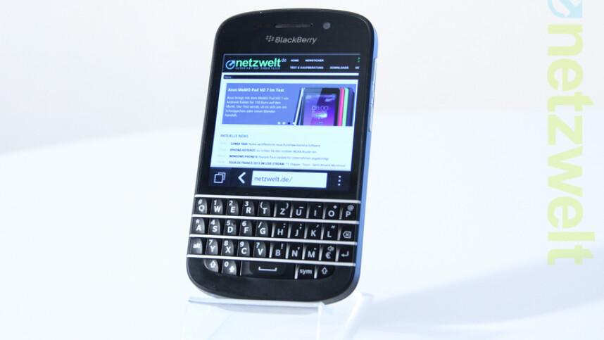 kaufberatung smartphones mit qwertz tastatur netzwelt. Black Bedroom Furniture Sets. Home Design Ideas