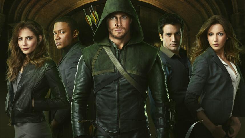 Arrow Staffel 5 In Deutschland