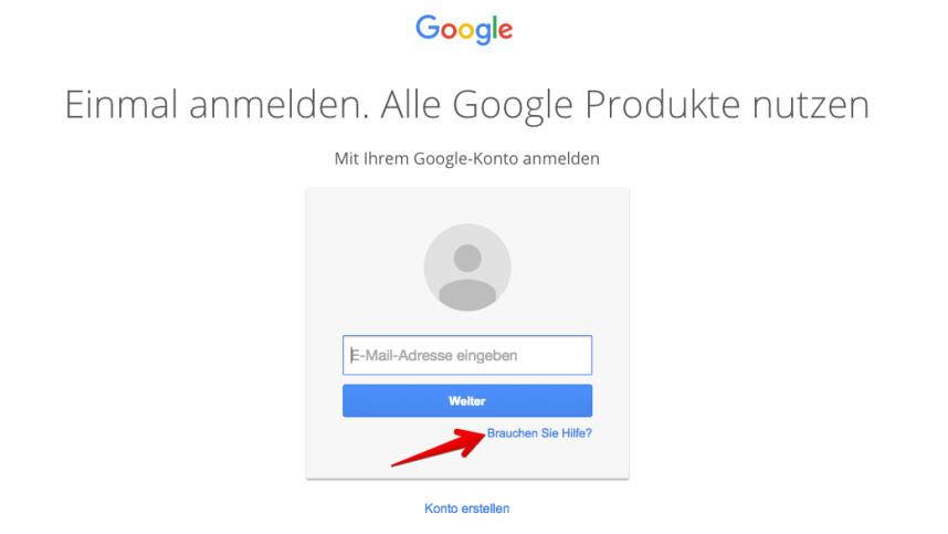 Google Passwort Andern Und Kennwort Zurucksetzen Netzwelt