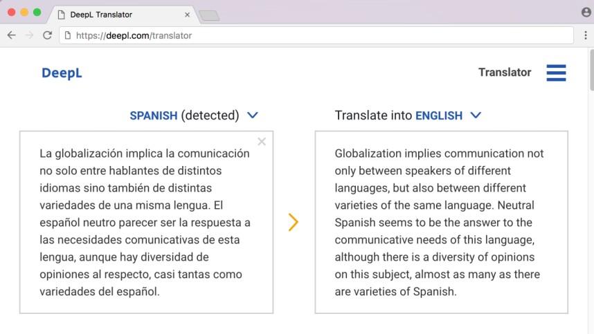 beste online übersetzer