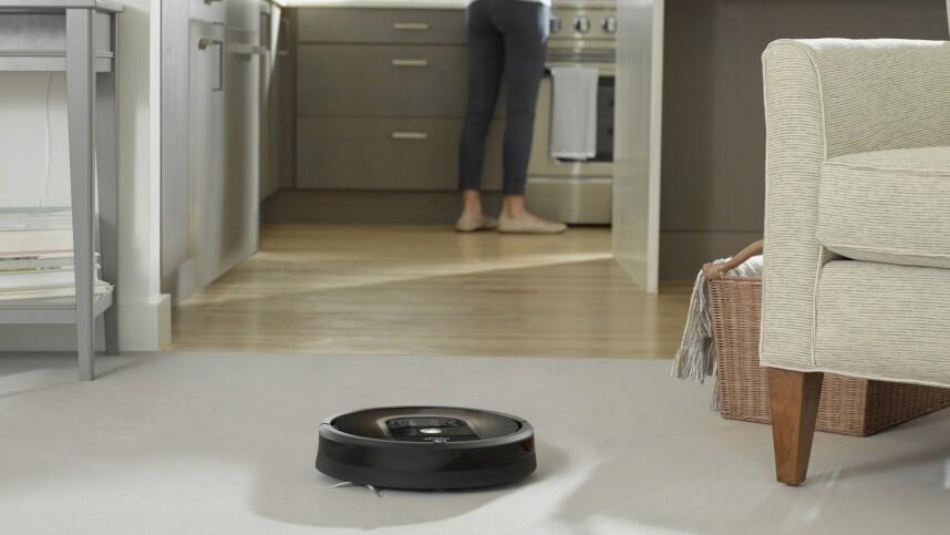 staubsauger roboter irobot roomba 780 im test netzwelt. Black Bedroom Furniture Sets. Home Design Ideas