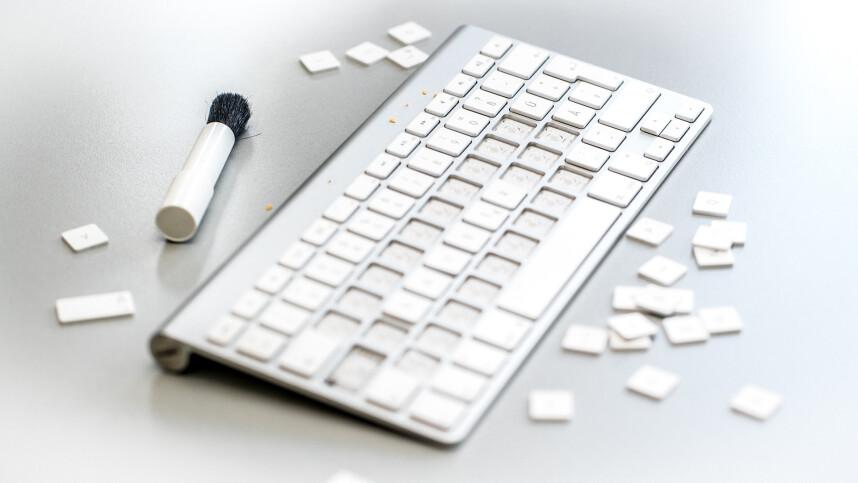 laptop tastatur und display richtig reinigen so geht 39 s. Black Bedroom Furniture Sets. Home Design Ideas