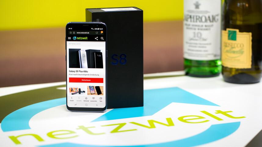 galaxy s8 mit diesen 9 features w re das samsung smartphone noch besser seite 10 netzwelt. Black Bedroom Furniture Sets. Home Design Ideas