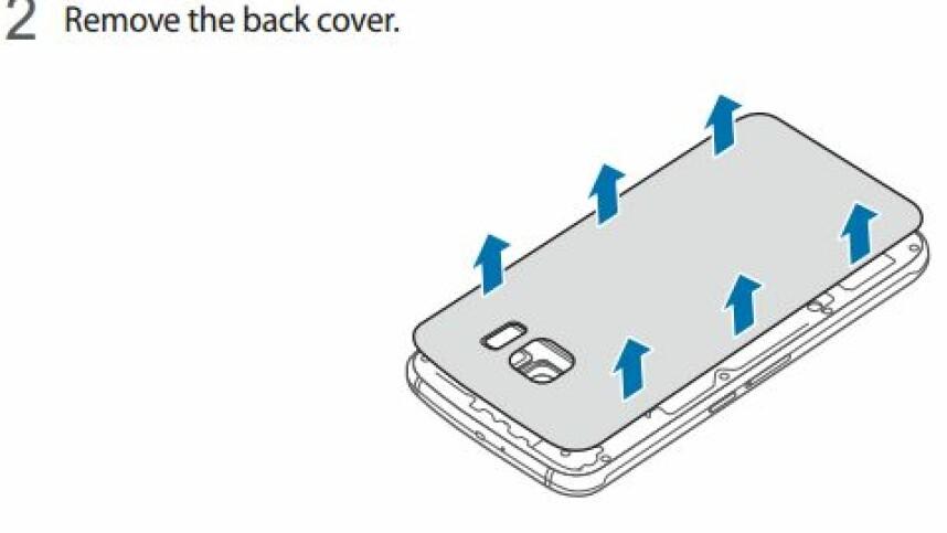 Samsung Galaxy S6 Akku Tauschen