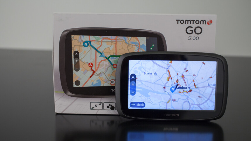 tomtom go camper neues navigationsger t f r wohnmobile. Black Bedroom Furniture Sets. Home Design Ideas