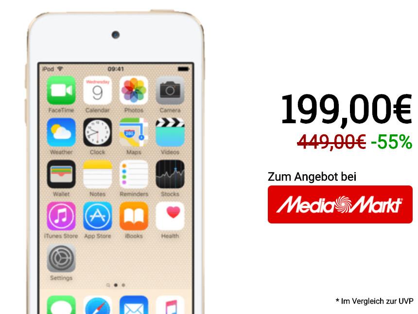 Ipod Media Markt