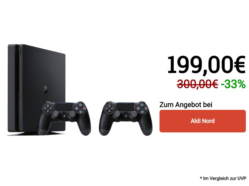 Sony Ps4 Dieser Black Friday Deal Bei Aldi Lasst Zocker
