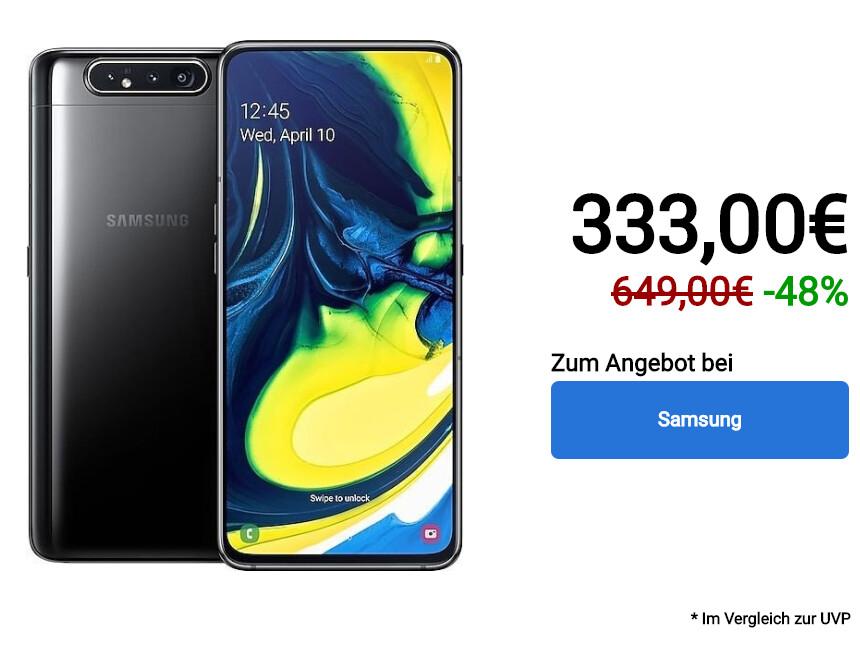 Black Friday bei Samsung: Hersteller startet Black Week-Deals