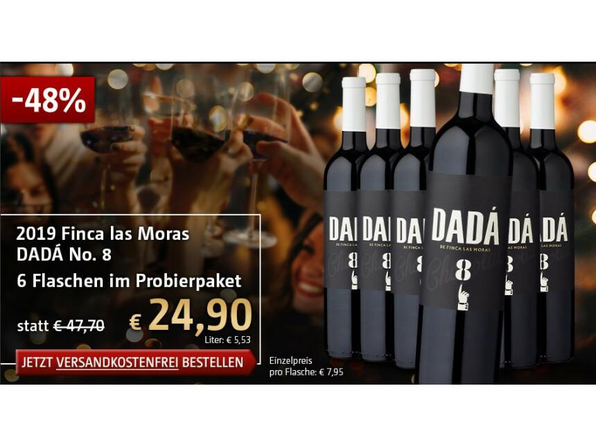 Exklusives Wein-Angebot: 6er-Paket argentinischer Rotwein für 24,90 statt 47,70 Euro. (48 Prozent Rabatt)