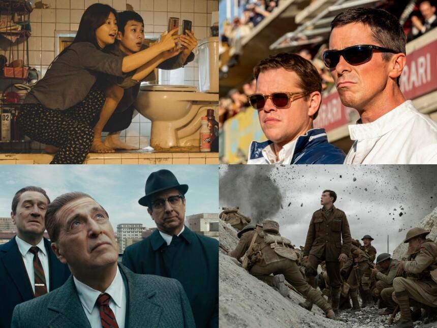 Oscars 2020: So seht ihr die nominierten Filme im Stream
