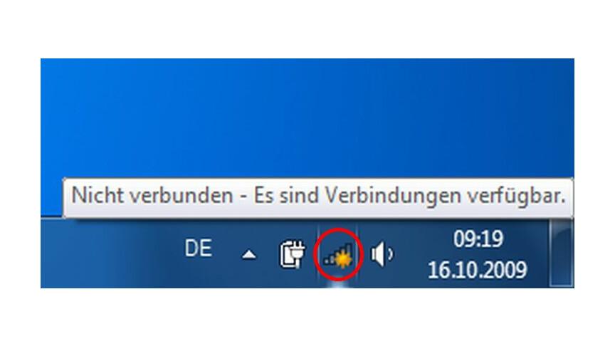 Windows 7 So Richtet Ihr Eine Wlan Verbindung Ein Netzwelt