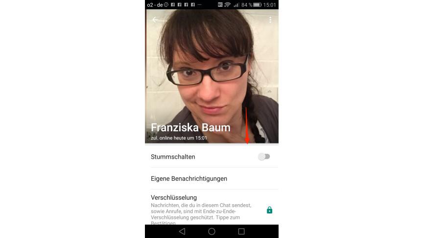 Whatsapp Profilbild Urheberrecht
