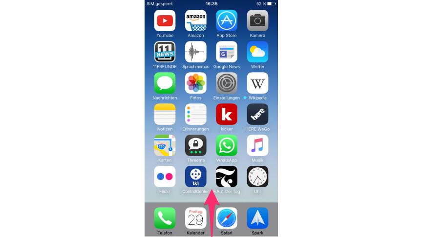 Apple Ios So Könnt Ihr Die Sim Karte Nachträglich