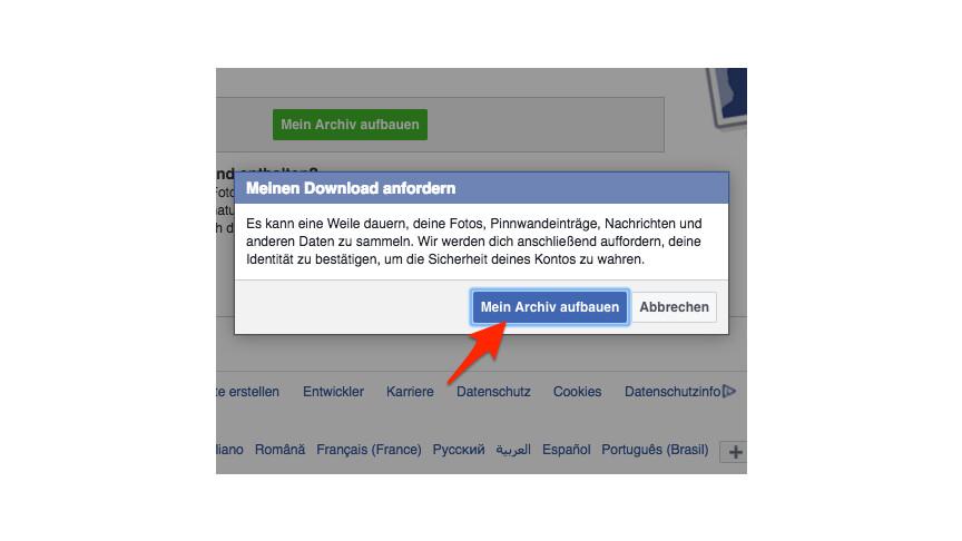 Eine Webseite Verlangsamt Ihren Browser Facebook