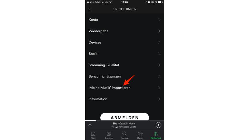 Spotify öffnet Nicht