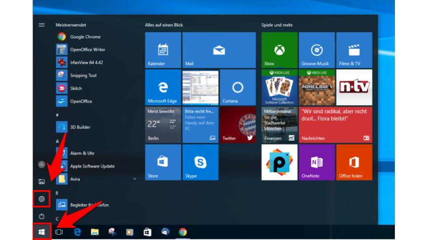 Windows 10 So Setzt Ihr Die Netzwerkeinstellungen Bei