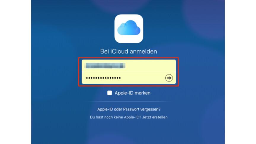 iPhone: Kontakte auf andere iOS-, Android- oder Windows