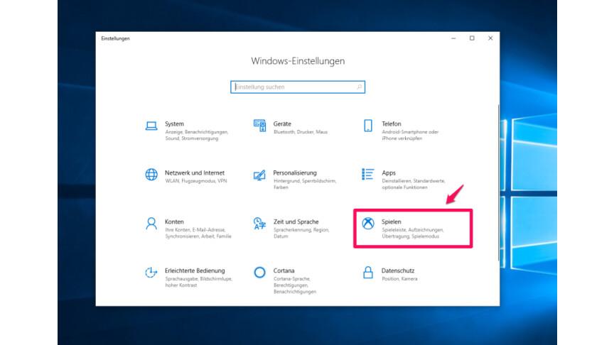 Windows 10: Game Mode aktivieren - so geht's