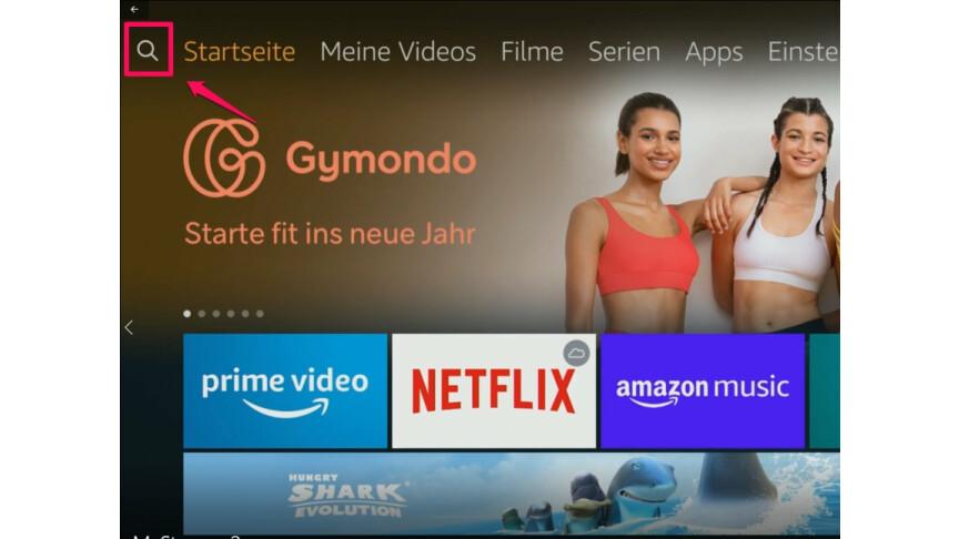 Amazon Fire TV: YouTube schauen - So geht's