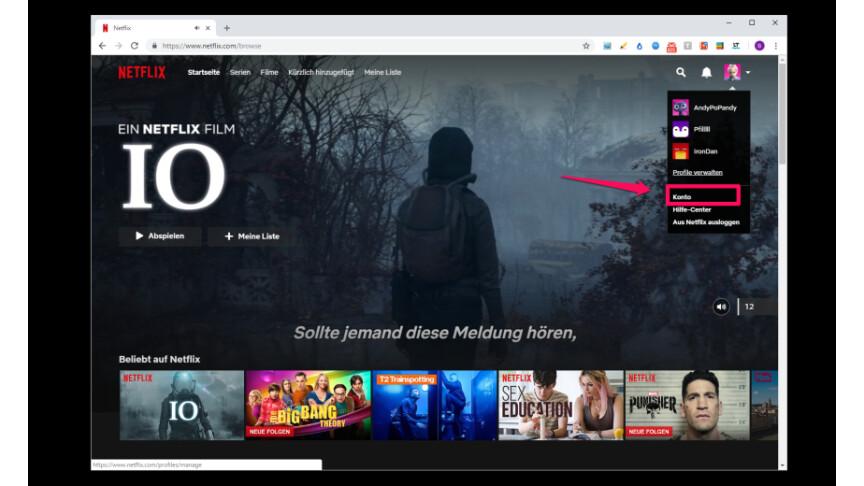 Netflix Untertitel Dauerhaft Ausschalten