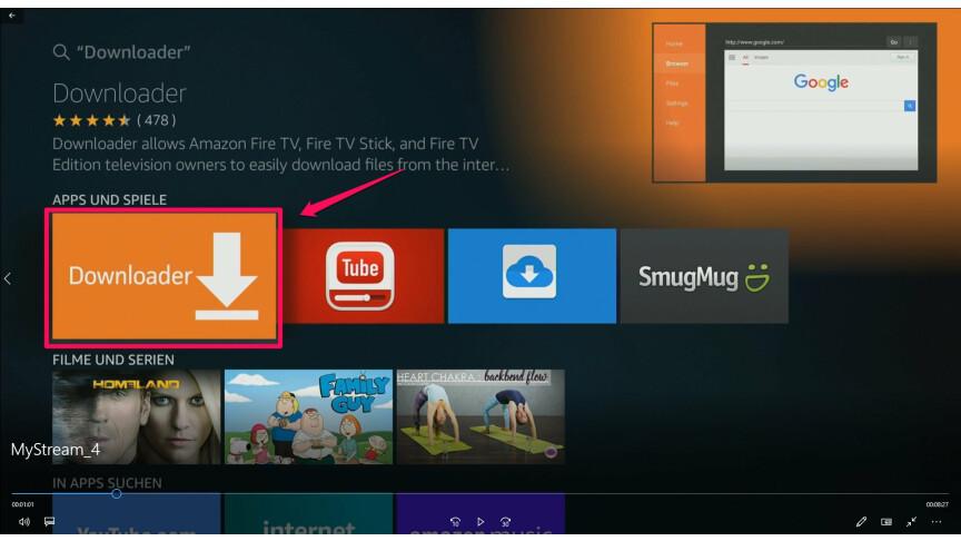 Amazon Fire TV: YouTube schauen - So geht's - NETZWELT