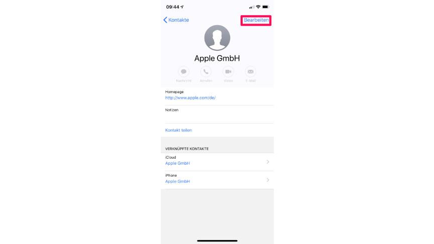 whatsapp kontakt entfernen