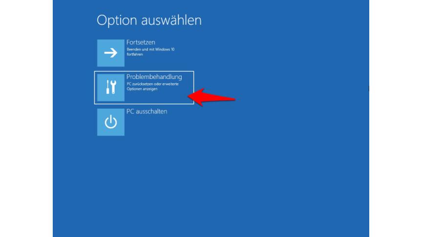 windows 10 wiederherstellen ohne cd