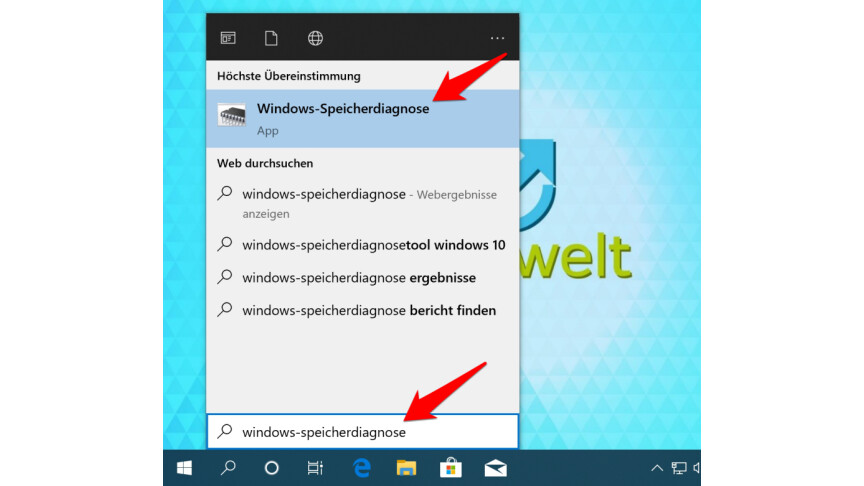 Speicher Testen Windows 10