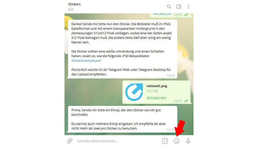 Telegram Bewertung
