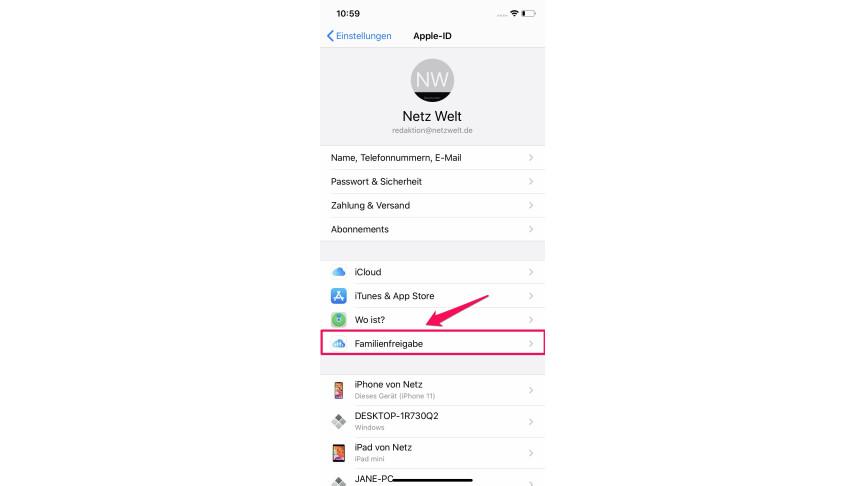 Standortfreigabe Iphone Aktivieren