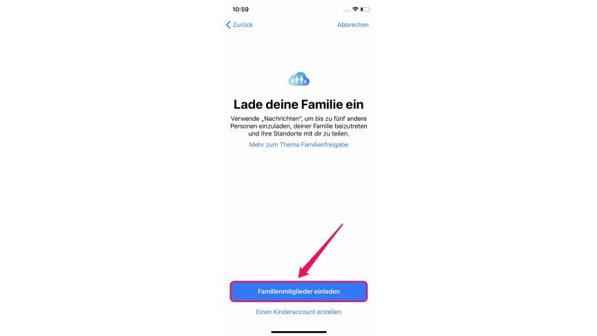Iphone Standortfreigabe
