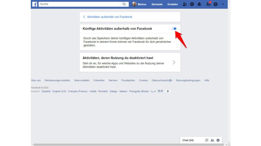 Facebook Anrufe Deaktivieren
