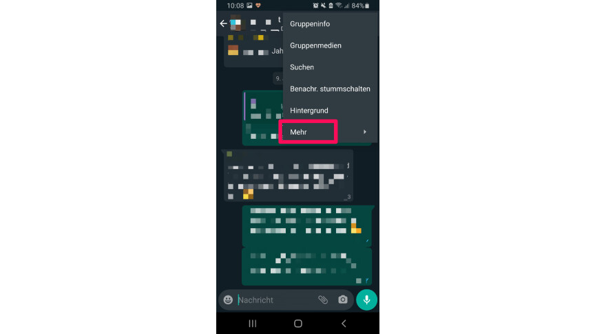 Whatsapp Chat Exportieren 2021