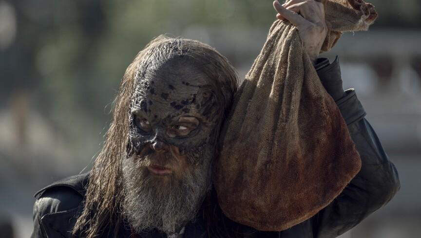 The Walking Dead Sendetermine