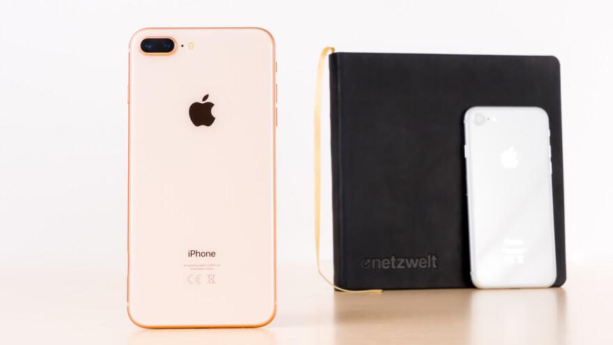Iphone 8 Entfernungsmesser : Iphone plus im test der letzte gast auf viel zu langen