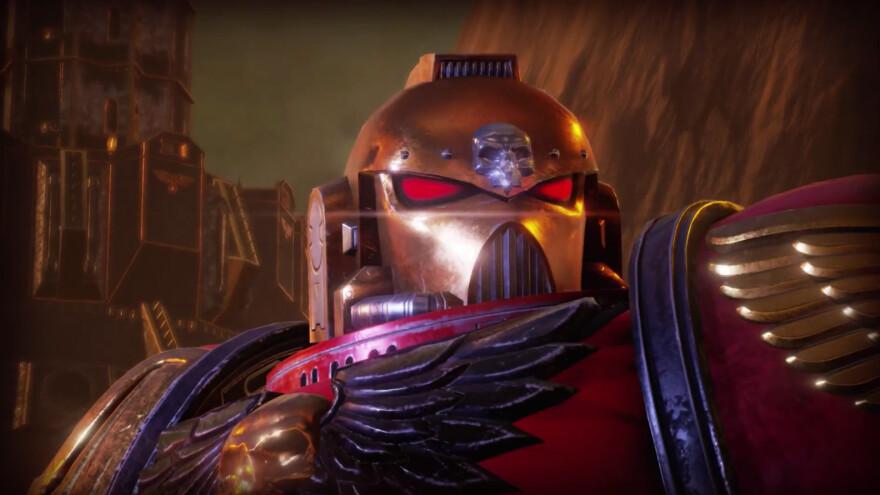 Warhammer 40k: Space Marine - Dark Series 1- Battle Brothers