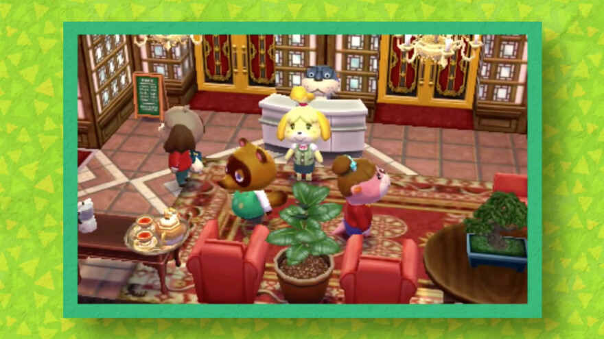 Animal Crossing: Happy Home Designer   PAX Prime 2015 Trailer