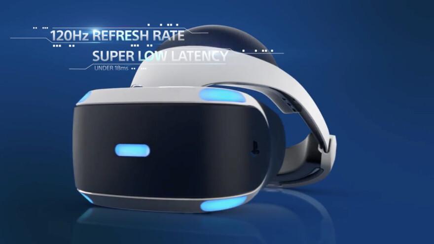 Playstation VR: Sony präsentiert Features im Video