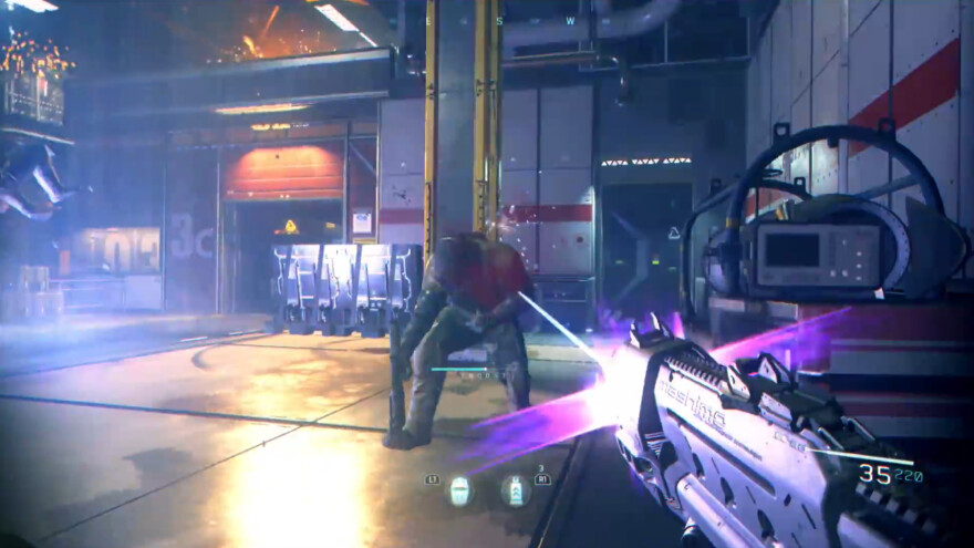 Bioshock infinite launch trailer netzwelt - Infinite warfare ship assault ...